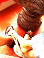 feet... faith... fate... by JPacena