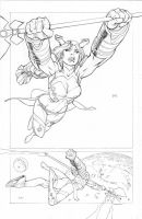 Invincible 69 page 1 by RyanOttley