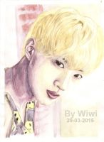 JinYoung from B1A4 by Wiwis1