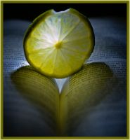 lemon flower by poivre