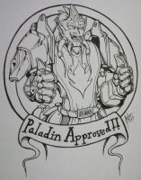Paladin Approved  Take 2 by MaximumOverdrive