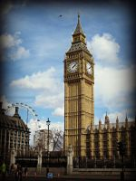 Big Ben by JackArgetlam