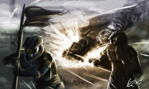 Halo Speed paint by Emortal982