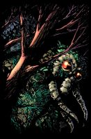 MAN-THING by RONJOSEPH-ARTIST