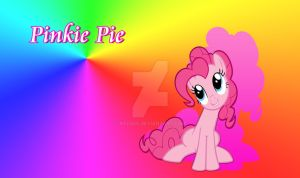 Pinkie Pie Playmat~ by Atluss