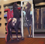 Business Taur by Marcel-the-Crow