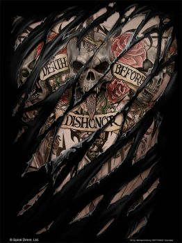 Death Before Dishonor by mictones