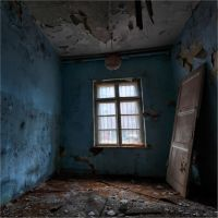 Hospital of the Transfiguration (Blue Room) by ForrestBump