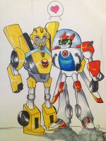 Rescue Bots by RendezvousRev