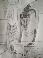 Wolf pack page 187 by HaloneWolf
