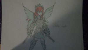 Titania Erza: Upgrade Edition by Ultimatrix10