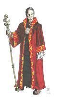 Rassilon, Lord of Time by S-Shield