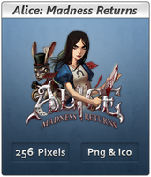 Alice Madness Returns - Icon by Crussong