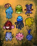 critters by eggay