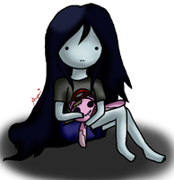 Marceline! by ariannejae