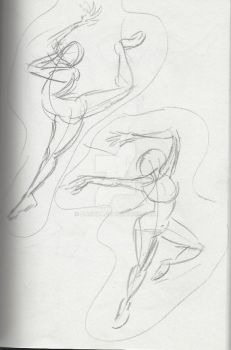 Movement Poses  3 by DarylT