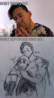 Septiplier Fans Be Like.... by DaaG1604