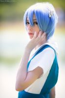Rei Ayanami by Marco-Photo