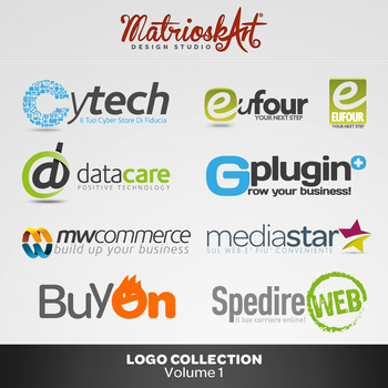 Logo-Collection1 by Matrioskart