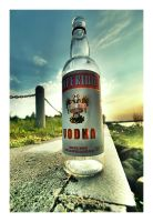 HDR Vodka by janrystar