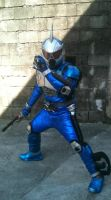 Kamen Rider Accel Trial Form Cosplay by ShininGSharivaN