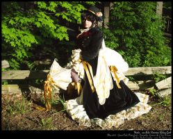 xxxHolic Victorian shoot 1: 05 by taeliac
