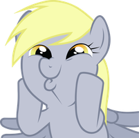 Derpy's Dashface by scrimpeh