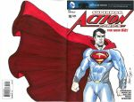 Action Comics #18 Sketch Variant - Man of Steel by aldoggartist2004
