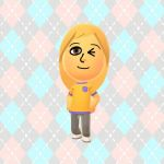 Lisa in Miitomo by TomodachiSmash