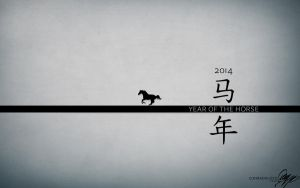 Chinese New Year - Year of the Horse by ckaj