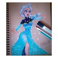 Let It Go by Modern-Elsa
