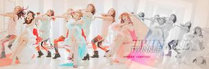 taetiseo twinkle banner by mikohwang