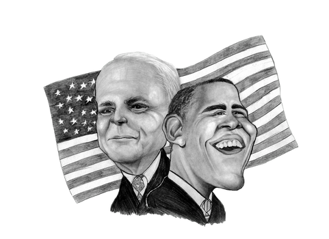 essay obama vs mccain This year's presidential elections have certainly been a long and arduous journey, both for the candidates and for the voters as well the opposition between the.