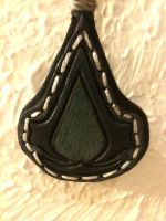 Assassin's Creed Necklace by hellcattheassassin