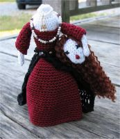 anne boleyn doll by FoxandMoon