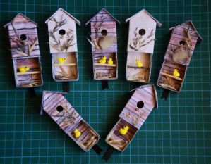 Birdhouse Gifts by MayEbony
