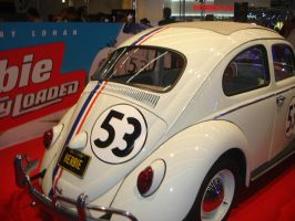 Herbie2 at the Auto RAI 07 by dj-voyager