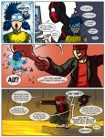 Planet AFL - First fight page 3 by Ritualist