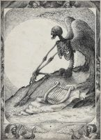 #death #skeleton IV by AC44