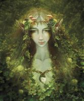 The Ivy Fae by GingerKellyStudio