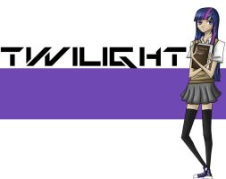 +Twilight Sparkle+ by Tao-mell