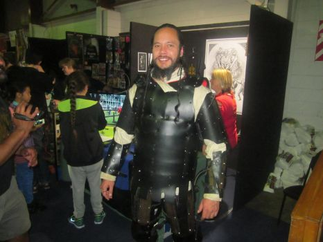 Auckland Armageddon Expo 2014 Cosplay No 201 by dubzac58