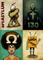 miniPosters by MaComiX