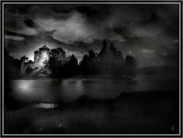 Olavinlinna. Back To The Past by SineLuce