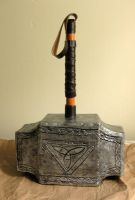 Mjolnir again by angelac