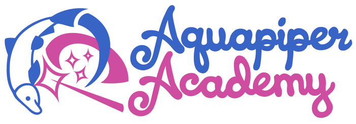 Aquapiper Academy Logo by The-Quill-Warrior