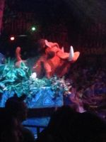 Pumbaa Festival of the Lion King by Simpsonsfanatic33