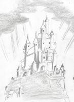 The Enchanted Castle by Angels-Pixie-D