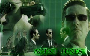 Agent Jones Appreciation by AwesomebyAccident