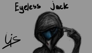 Eyeless Jack by Lis-M